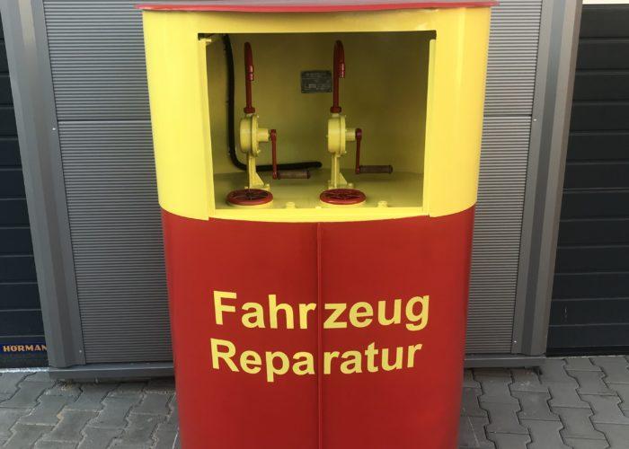 Fahrzeug Reparatur